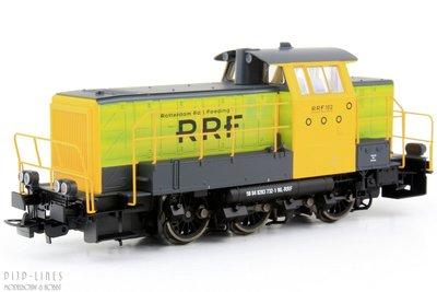 NL RRF 102 rangeerlocomotief BR 73 Digitaal Sound