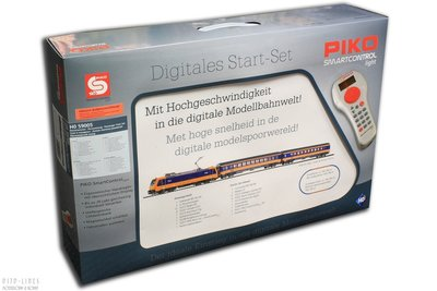 "Digitale startset ""PIKO Smartcontrol light"" NS Intercity trein"