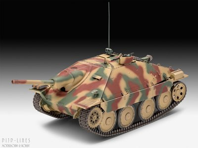 revell 03272 Jagdpanzer 38 (t) HETZER 1:35