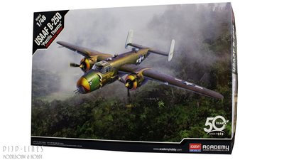 Academy 12328 USAAF B-25D Pacific Theatre 1:48