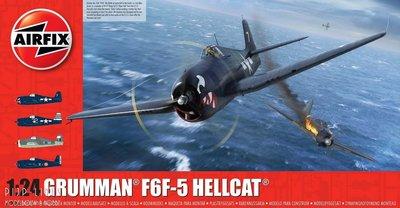 Airfix A19004 Grumman F6F-5 Hellcat 1:24