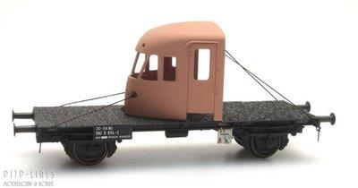 Artitec 20.316.05 NS GTU-werkwagen neus DE 2