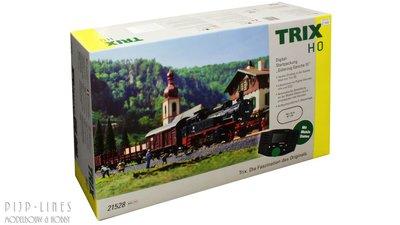 TRIX 21528 Startset DB BR 74 met goederentrein