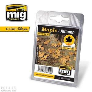 MIG 8400 Esdoorn Herfst bladeren