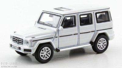 Schuco 26397 Mercedes-Benz G-klasse Wit