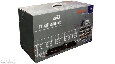 Roco 51313 Digitale startset z21wit Wifi WLANmaus DB Stoomlok BR 18.6 met sneltrein