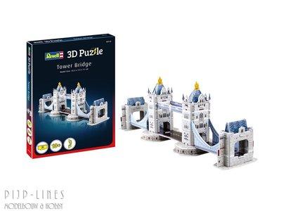 Revell 00116 3D Puzzel Tower Bridge
