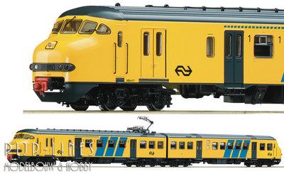 Roco 63138 NS Plan V treinstel DC Analoog