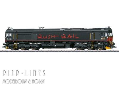 Marklin 39068 Diesellocomotief Class 66 RushRail