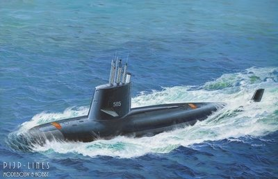 US Navy Skipjak-Class Submarine