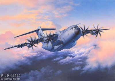 Revell 04800 Airbus A400M Grizzly