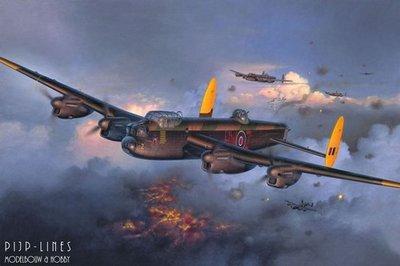 04300 revell Avro Lancaster B.Mk.III,lancaster 1:72