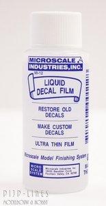 Liquid Decal Film