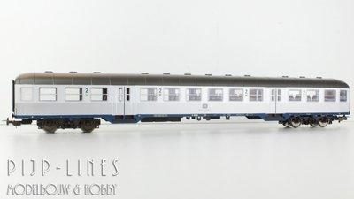 Piko 57654 DB 2e klas rijtuig Type Zilverling