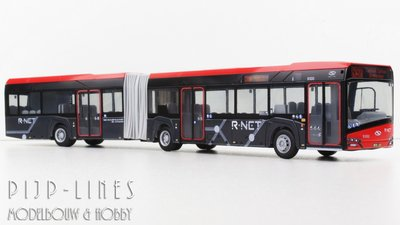 Rietze 73129-2 Solaris Urbino 18 R-NET Lijn N97
