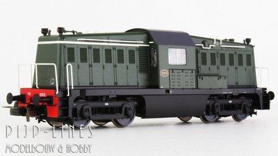 Piko 52460 NS 2000 Diesellocomotief DC Analoog