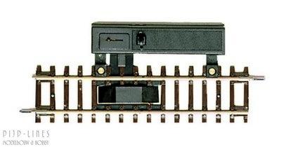Roco 42419 Line elektrische ontkoppelrails 115mm
