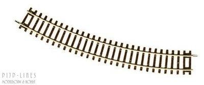 Roco 42423 Line gebogen rails R3
