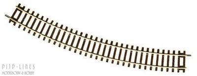 Roco 42424 Line gebogen rails R4