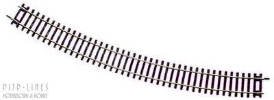 Roco 42426 Line gebogen rails R6