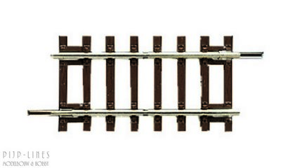 Roco 42412 Roco-Line rechte rails G½ 115mm