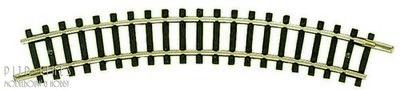 Fleischmann 22221 Gebogen rails R1