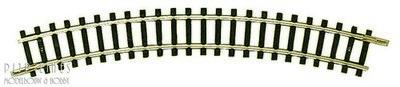 Fleischmann 22222 Gebogen rails R2