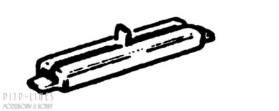 Fleischmann 22214 Geïsoleerde raillassen 24 stuks