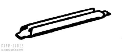 Fleischmann 22213 Raillassen 50 stuks spoor N 1:160