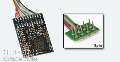 ESU 54611 Lokpilot V4.0 DCC decoder NEM652 8 polig