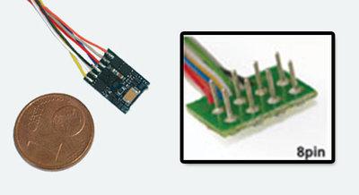 ESU 54683 Lokpilot V4.0 micro multidecoder NEM652 8 polig