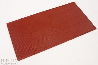 Auhagen-52412 Baksteen muurplaat rood