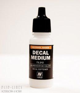 Vallejo 73212 Decal medium Softener
