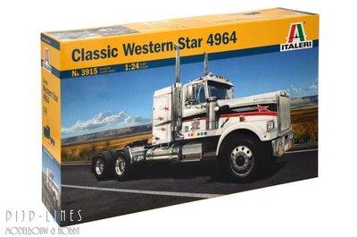 Italeri 3915 Classic Western Star 1:24