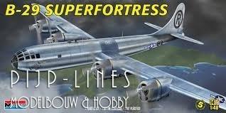 Revell-Monogram-15718-B-29-Superfortress-1:48