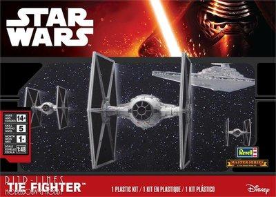 Revell-15092-Star-Wars-Tie-Fighter-1:48