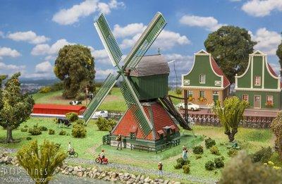 Faller 190655 Nederlandse windmolen