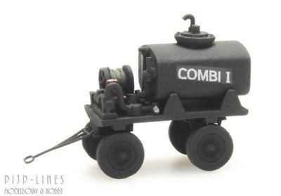 Artitec 387.290 Perrontankwagen COMBI I 1:87 H0