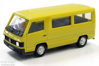 Herpa 28806 MB 100 D bus geel 1:87 H0