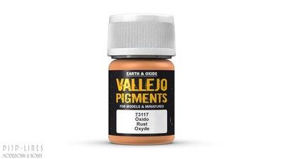 Vallejo 73117 Pigment Rust