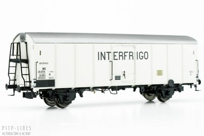 Brawa 48343 NS Koelwagen INTERFRIGO UIC standaard 1 1:87 H0