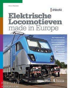 Boek Elektrische Locomotieven – Made in Europe Simon Wijnakker