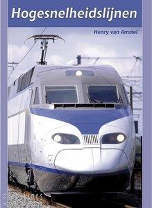 Boek Hogesnelheidslijnen Henry van Amstel