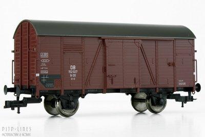 Fleischmann 533150-B DB gesloten wagon Type Gr 20 1:87 H0