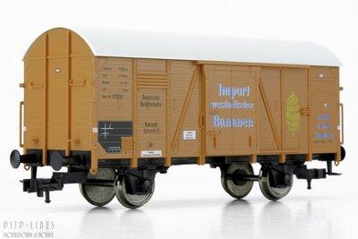 Fleischmann 533150-A DR gesloten wagon Type Gr 20 1:87 H0