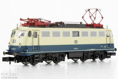 Fleischmann 733877 DB E-lok BR 110 423-1 DCC Sound 1:160 N