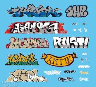 Artitec 10.359 Graffiti 1:87 H0