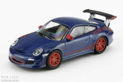Schuco 26316 Porsche 911 GT3 RS