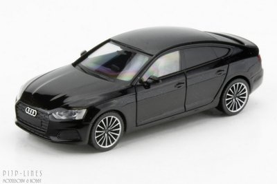 "Herpa 38799 Audi A5 Sportback ""Black Edition"""