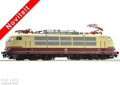 Roco DB Elektrische locomotief BR 103 113-7 1:87 H0